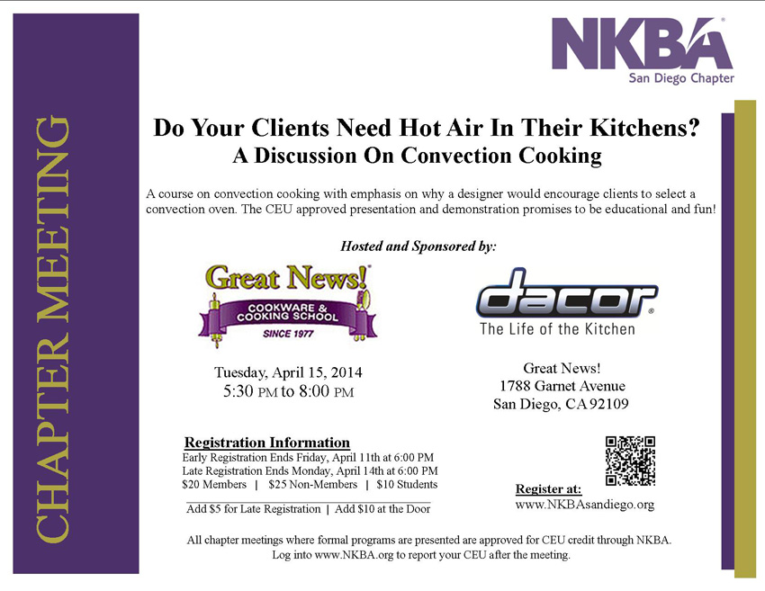 do your clients need hot air in their kitchens a discussion on